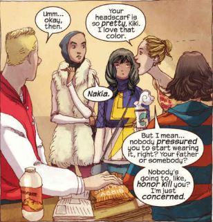 Miss Marvel Kindle Edition