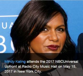 Mindy May 2017