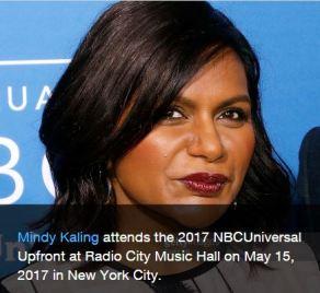 Mindy May 2017