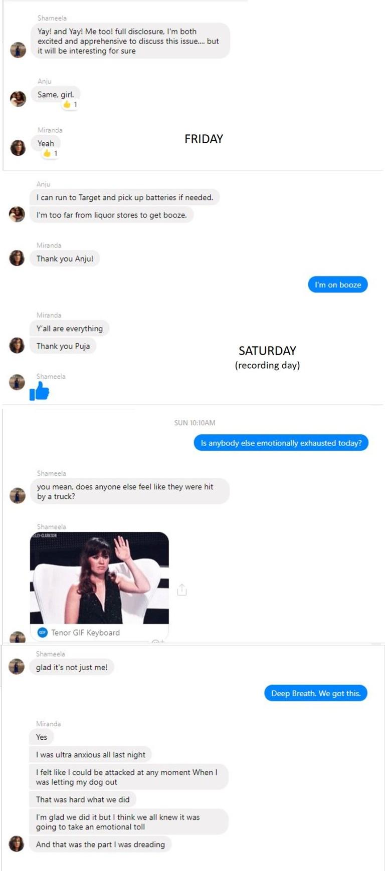 Aziz Conversation