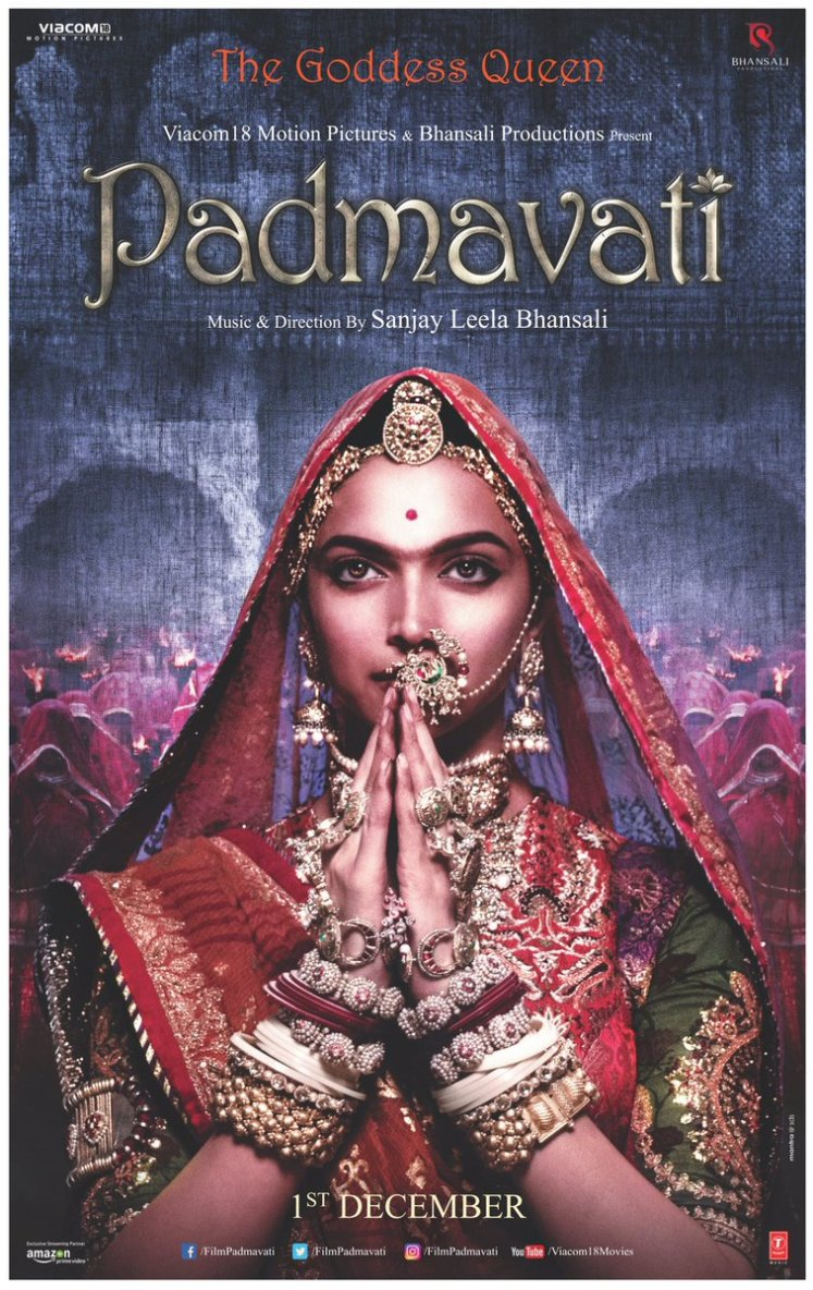 Padmavati Original Poster